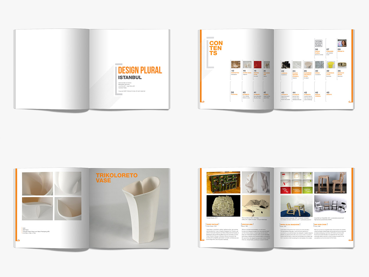 Design Plural Catalogue
