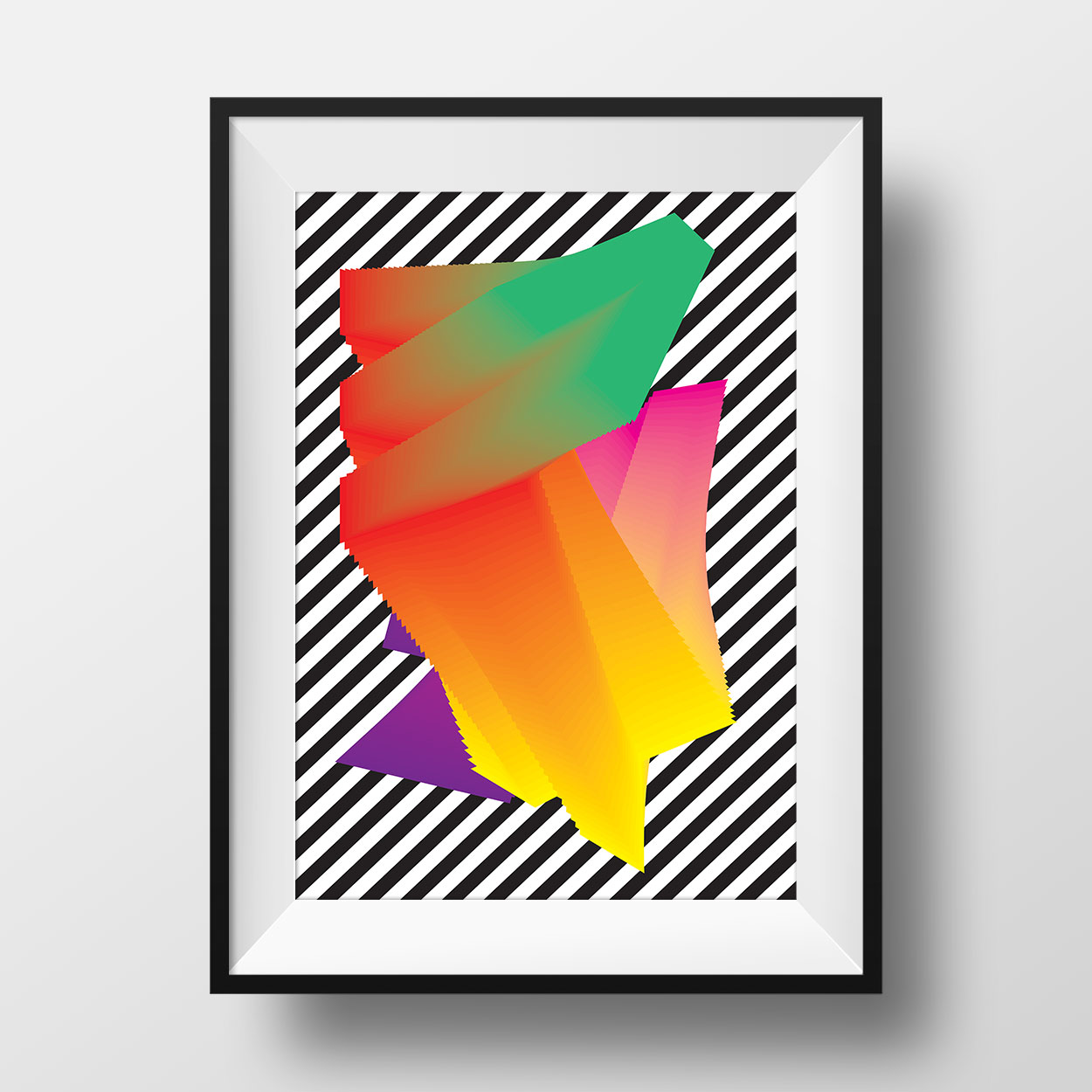 Flux Poster Series